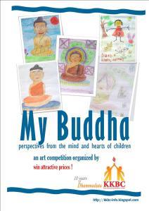 Children's Art Competition: My Buddha